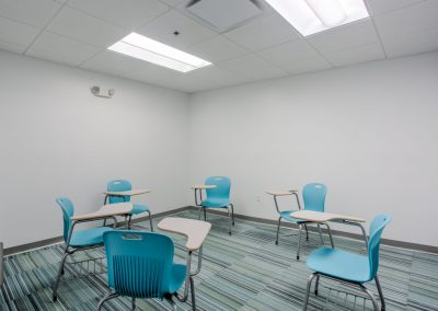 Additional classroom space