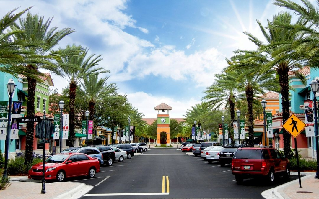More families choose the city of Weston in Florida to establish residence.